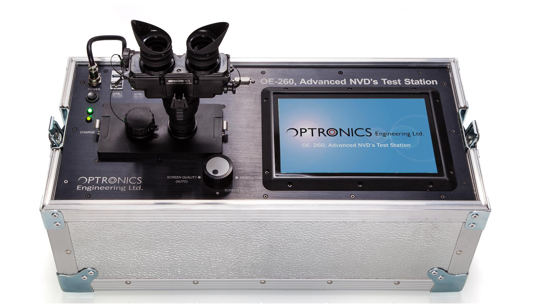 OE-260, Advanced NVD Test Set
